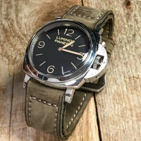 Buttero Moss Soft Leather Strap