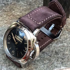 Buttero Ash Soft Leather Strap