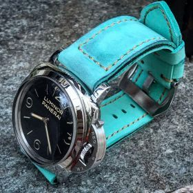 Buttero Turquoise Soft Leather Strap