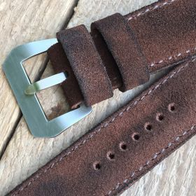 Suede Brown Strap